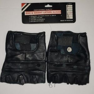 Other - XL Mens Leather Gloves